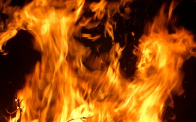 Experimentalvortag -Brand und Explosionen-