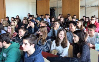 Uni-Tag an der Friedrich-Alexander-Universität in Erlangen