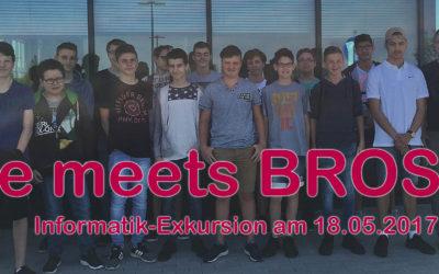 9e meets brose