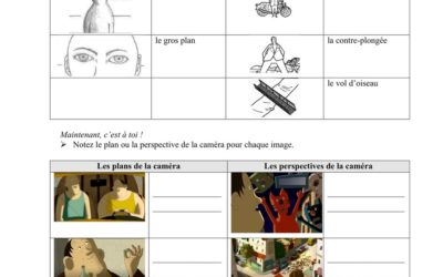 Réaliser un court-métrage – Kurzfilme im Französischunterricht