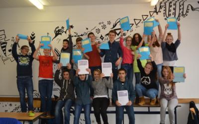 Fremdsprachenwettbewerbe 2015 und 2016