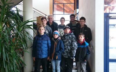 Zweiter Oberfränkische Meisterschaft im Schach