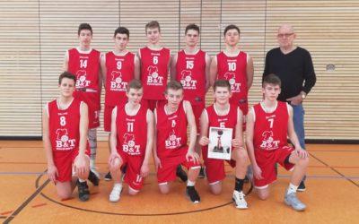 DG –Jungs Nordbayerischer Meister Basketball