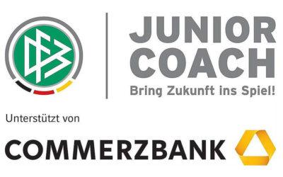 DFB-JUNIOR-COACH-Ausbildung