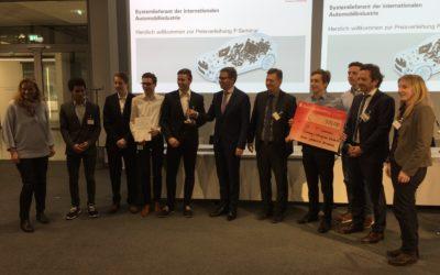 Bamberger P-Seminar-Preis geht ans DG