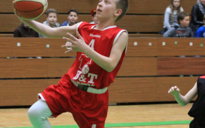 Landesfinale Basketball in München