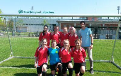 Stadtmeister Fußball J WK 3 & M WK 2