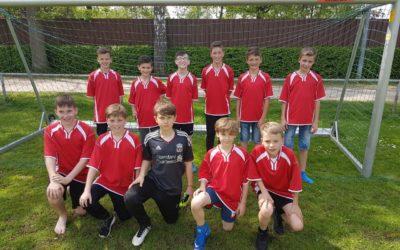 Stadtmeister Fußball Jungen IV