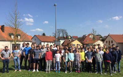 Umweltbildungsseminar auf Schloss Schney