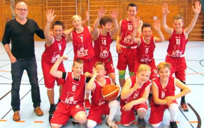 Basketball-Landesfinale WK IV Jungen in Landsberg