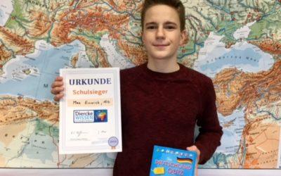 Diercke-Sieger 2018