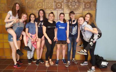 Landesfinale Schwimmen Mädchen II