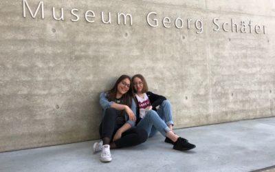 Exkursion nach Schweinfurt ins Georg Schäfer Museum