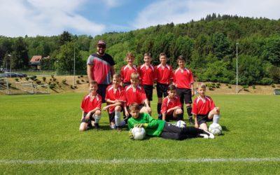 Fußball Kreissieger Jungen IV