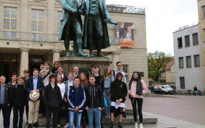DG goes Weimar