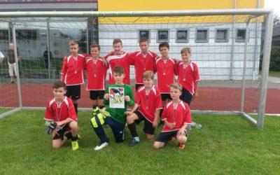 Oberfränkischer Meister Fußball Jungen wk 4!