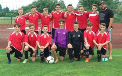 Ungefährdeter Oberfränkischer Meister Fußball Jungen 3