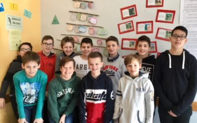 Poetry – by class 6d