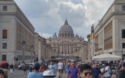 Abschlussfahrt Rom 2018
