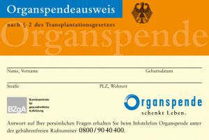 Exkursion ins Transplantationszentrum Erlangen