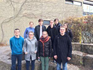 Schulinterne DKMS-Typisierungsaktion am 19.12.2018