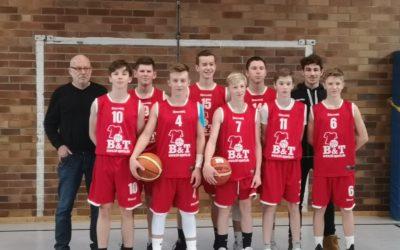 Oberfränkischer Meister Basketball Jungen III