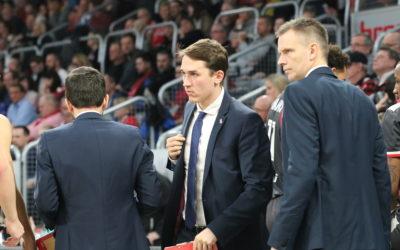 Dominik Günthner:Ex-DG-ler Assistenz-Trainer in der Bundesliga