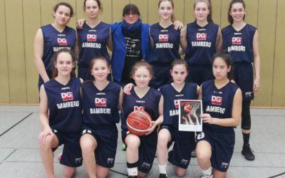 Sieger Quali Landesfinale BB WK III Mädchen