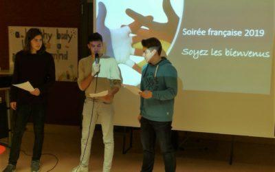 Deutsch-französischer Abend am DG
