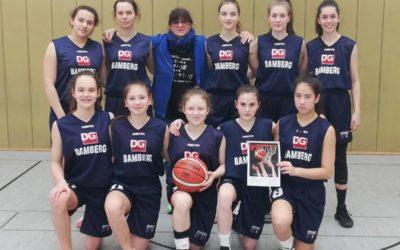 Bayerischer Vizemeister Basketball WK III Mädchen