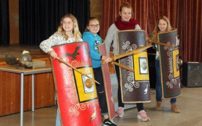 Erlebte Geschichte: Ein römischer Legionär am DG