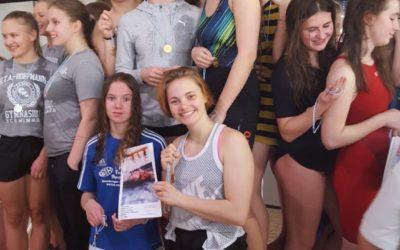 Oberfränkischer Meister Schwimmen WK II W