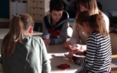 """Projekt """"soziale-emotionale Kompetenzen"""" der Offenen Ganztagsschule am DG"""