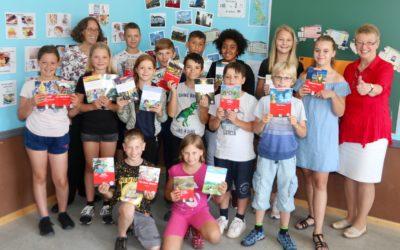 5c – Preisträger der Helbling Reading Competition 2019