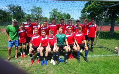 Oberfränkischer Meister Fußball J WK III