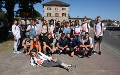 Schüleraustausch mit Russland