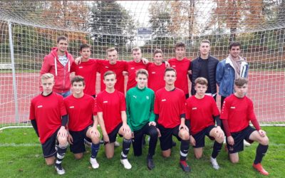 Stadtmeister Fußball Jungen WK II