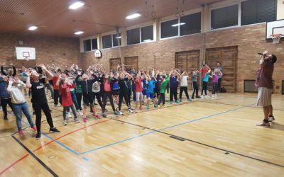 Sportelternabend 2019 am DG bricht Teilnehmerrekord