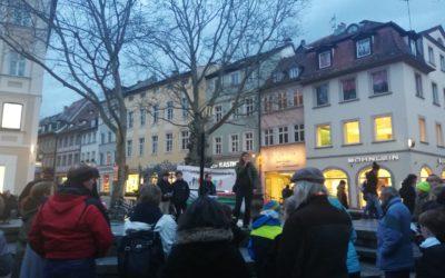Drohende Abschiebung: Die Mahnwache Asyl