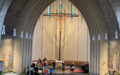 Aufeinander zugehen – Anfangsgottesdienst in Zeiten von Corona