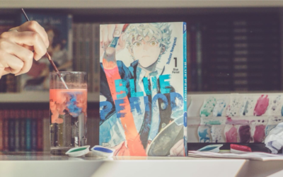 Buch des Monats November: Blue Period