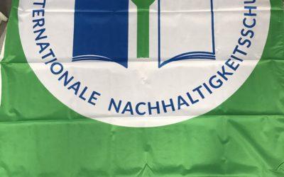 Das DG ist zum 18. Mal Umweltschule in Europa!