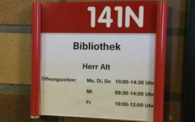 Die Schulfamilie des Dientzenhofer-Gymnasiums trauert um Herrn Robert Alt