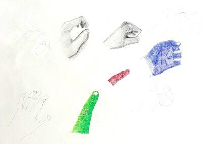Handstudie, Marius Rosliwek, Q11