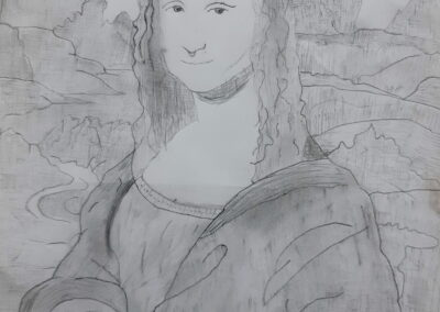 Mona Lisa 2021, Niklas Seregély, 8b